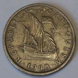 Португалія 5 ескудо, 1980