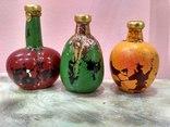 3 коллекционные мини бутылочки ликера 60-80 годов, фото №5