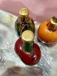 3 коллекционные мини бутылочки ликера 60-80 годов, фото №6