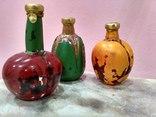3 коллекционные мини бутылочки ликера 60-80 годов, фото №7