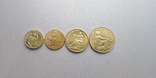 Набор монет ссср 1926 год 1-2-3-5 копеек копии, фото №3