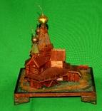 Макет церквушки церкви, фото №4