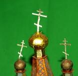 Макет церквушки церкви, фото №8