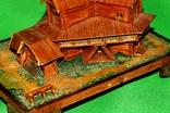 Макет церквушки церкви, фото №10