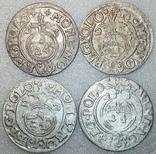 Полтораки 1622, 23, 25 (4 шт.)
