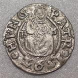Денарий венгерский 1592