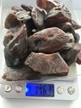 Янтарь 176 грамм фото 2