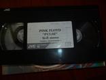 Видеокассета Pink Floyd, фото №6