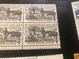 Сцепки марок сша., фото №3