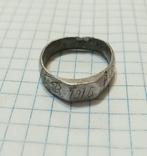Перстень 1916, фото №2