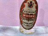 4 коллекционных мини бутылочки водки Vodka 60-80 годов, фото №5