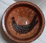 Миска с птицей, фото №3
