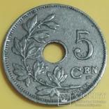 Бельгія 5 сантимів, 1922