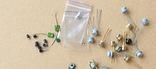 Радиодетали разные, транзисторы конденсаторы и др., фото №3