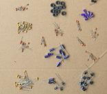 Радиодетали разные, транзисторы конденсаторы и др., фото №6
