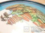картина из  перламутра - япония или старый китай -, фото №10