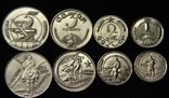 Комплект монет 1926 года тип 2  4 монеты - 1,2,3,5 копеек, фото №2