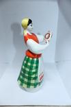 Фарфор СССР девушка с кувшином, фото №6