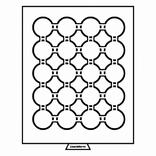 Бокс для монет диаметр ячейки 41 мм для монет НБУ 5 грн черный Leuchtturm 359441