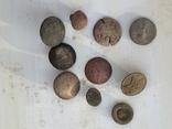 10 пуговиц, разные, фото №2