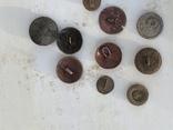 10 пуговиц, разные, фото №4