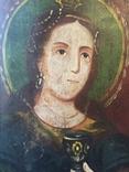 Икона Варвара, фото №3
