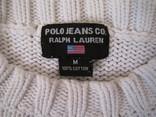 Свитер кофта Polo Ralph Lauren USA р42-44(S-M), фото №4