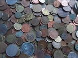 Супер-мего Гора монет с нашими и зарубежными (1221 монета) фото 2