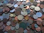 Супер-мего Гора монет с нашими и зарубежными (1221 монета) фото 3