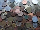 Супер-мего Гора монет с нашими и зарубежными (1221 монета) фото 6