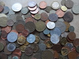 Супер-мего Гора монет с нашими и зарубежными (1221 монета) фото 7