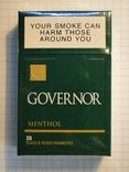 Сигареты GOVERNOR MENTHOL