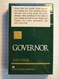 Сигареты GOVERNOR MENTHOL фото 2