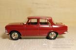 Москвич 408, 1/43, Dynky Toys, ремейк от Atlas, фото №9