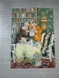Веселые старушки, художник Инге Лёёк, п/п из Финляндии, фото №2