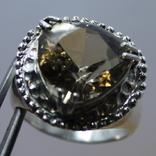 Мужское серебряное кольцо, фото №3