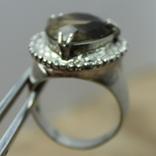 Мужское серебряное кольцо, фото №5