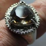 Мужское серебряное кольцо, фото №7