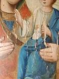 Икона Матерь Божья Смоленская ., фото №6