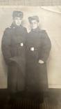 Два солдата в шинелях 1954г., фото №7