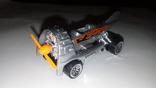 Машинка Хот Вилс Hot Wheels Аэромобиль стального цвета, фото №2