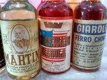 12 мини бутылочек ликера 60-80 годов, фото №2
