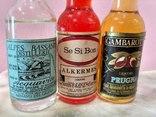 12 мини бутылочек ликера 60-80 годов, фото №8