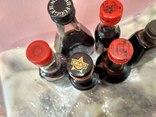 6 мини бутылочек ликера Caffe 60-80 годы, фото №7