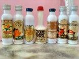 7 мини бутылочек ликера 60-80 годы, фото №2