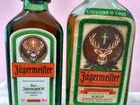 """Две мини бутылочки """"Jagermeister"""", 60-80 годы, фото №3"""