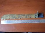 Нож для бумаг, писем, Япония начало 20 века, фото №6