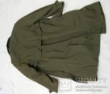 Офицерский плащ пальто СССР и нашивки, фото №4