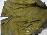 Офицерский плащ пальто СССР и нашивки, фото №5