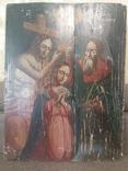 Храмовая икона Коронование Пресвятой Богородицы, фото №2